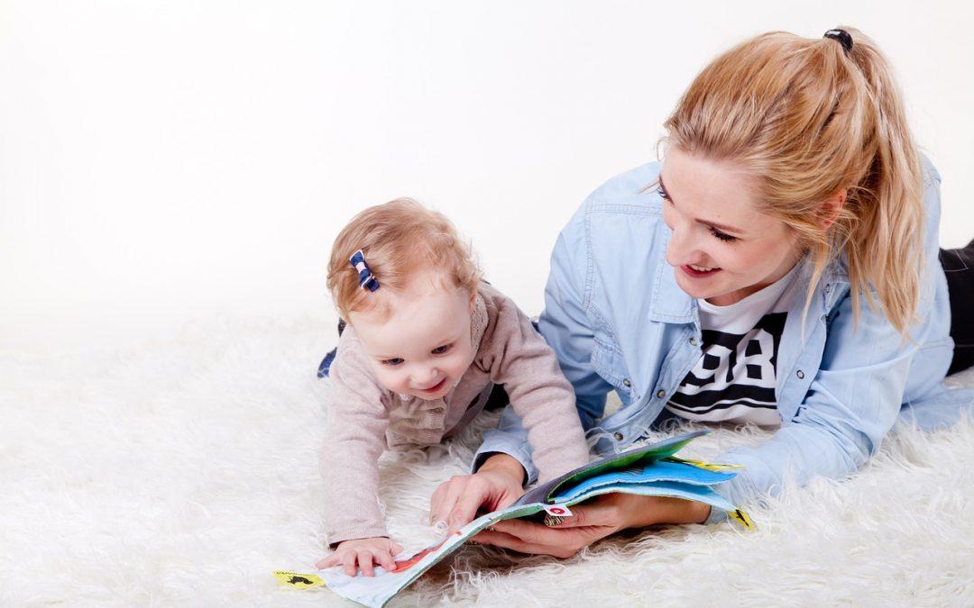 Enseñar a hablar a tu hijo: 8 consejos y 5 errores.