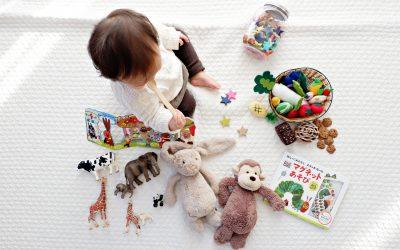 6 juguetes para estimular el habla