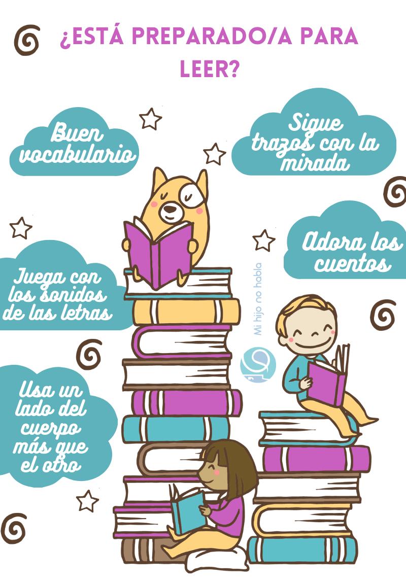 aprender a leer niños
